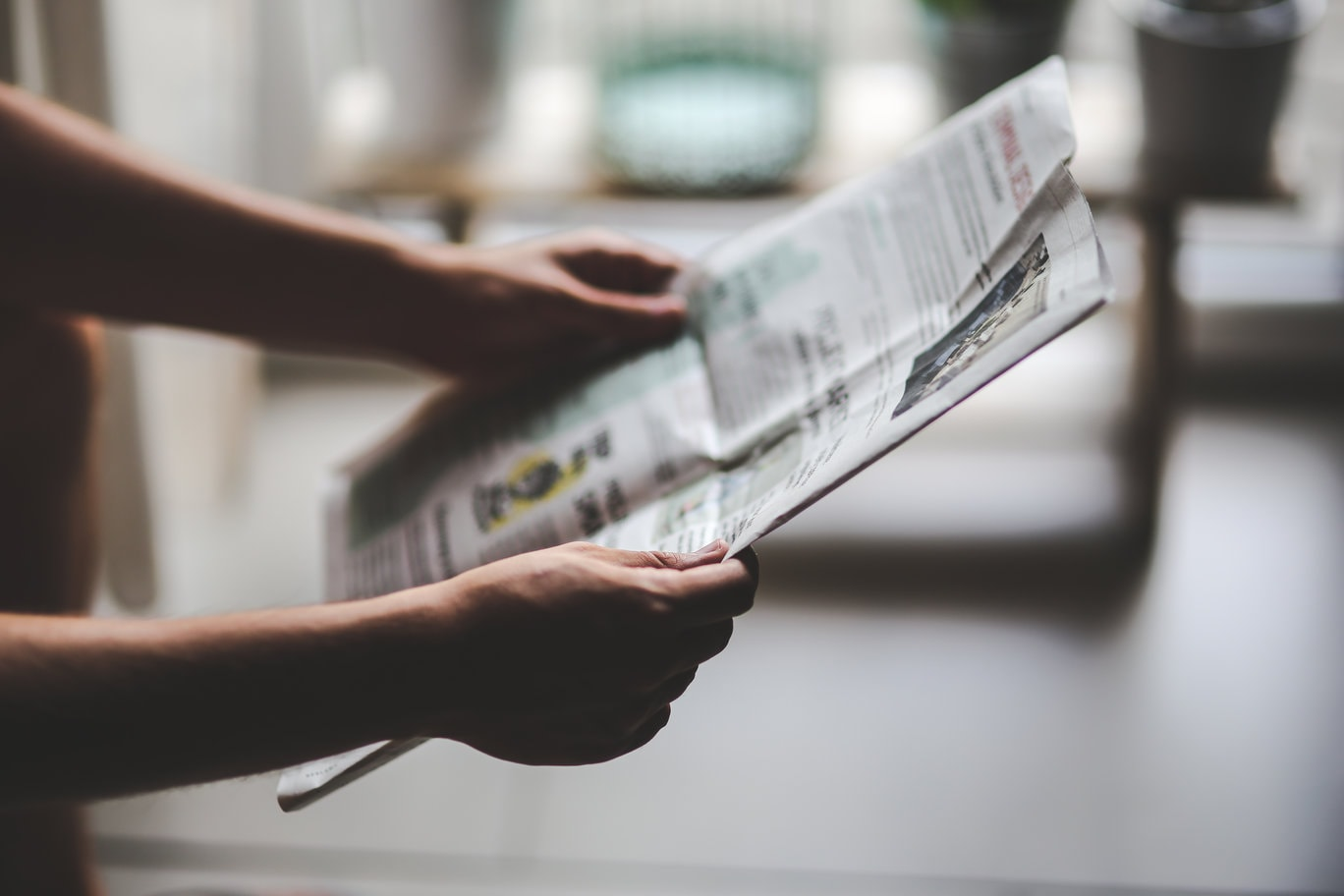 How to get your small business in the local newspaper